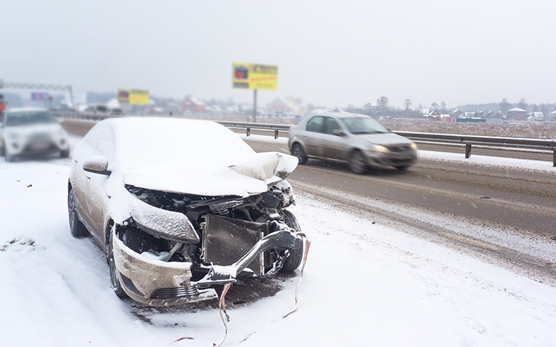 Car Accident in Mississauga