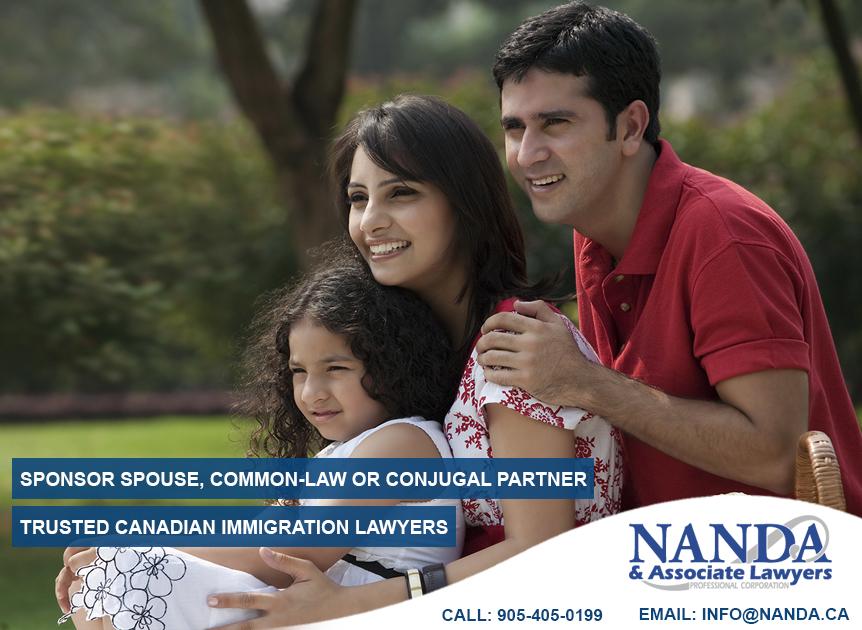 Spouse Sponsorship